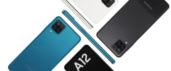 مواصفات هاتف سامسونج a12