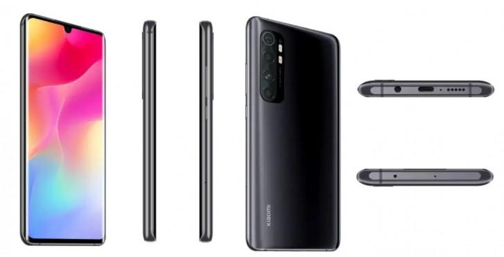 مواصفات هاتف Xiaomi mi note 10