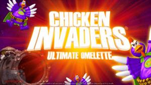 تحميل لعبة Chicken invaders 4 كاملة من ميديا فاير للكمبيوتر