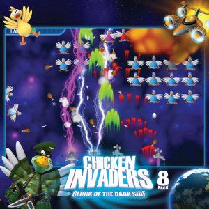 تحميل لعبة Chicken invaders 8 كاملة من ميديا فاير للكمبيوتر