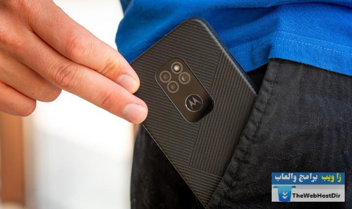 مراجعة Motorola Defy (2021)
